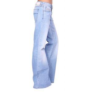 Diesel Flariche Wide Leg Jean   Size 25
